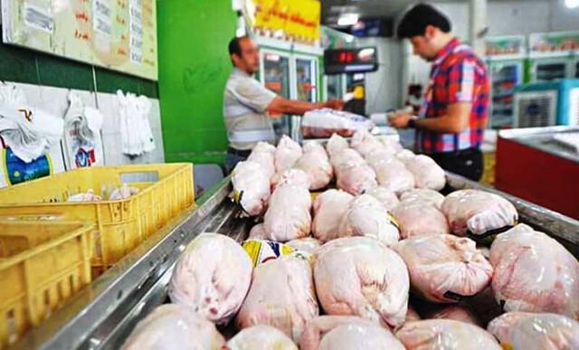 قیمت مرغ در استان بوشهر ۲۴ هزار تومان تصویب شد