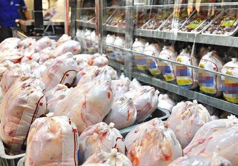 مدیر توسعه بازرگانی جهاد کشاورزی بوشهر: کمبود مرغ در بازار این استان وجود ندارد